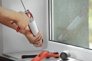 PVC Window Repair